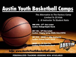 Austin Basketball Camp